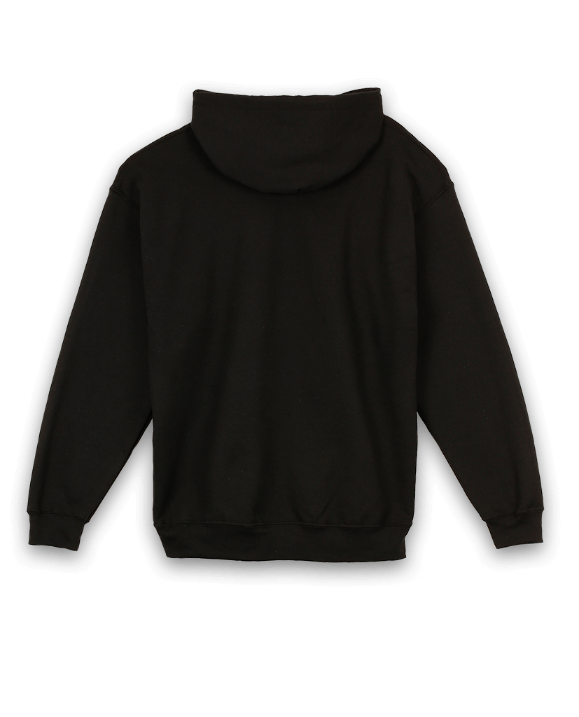 Black Bic hoodie