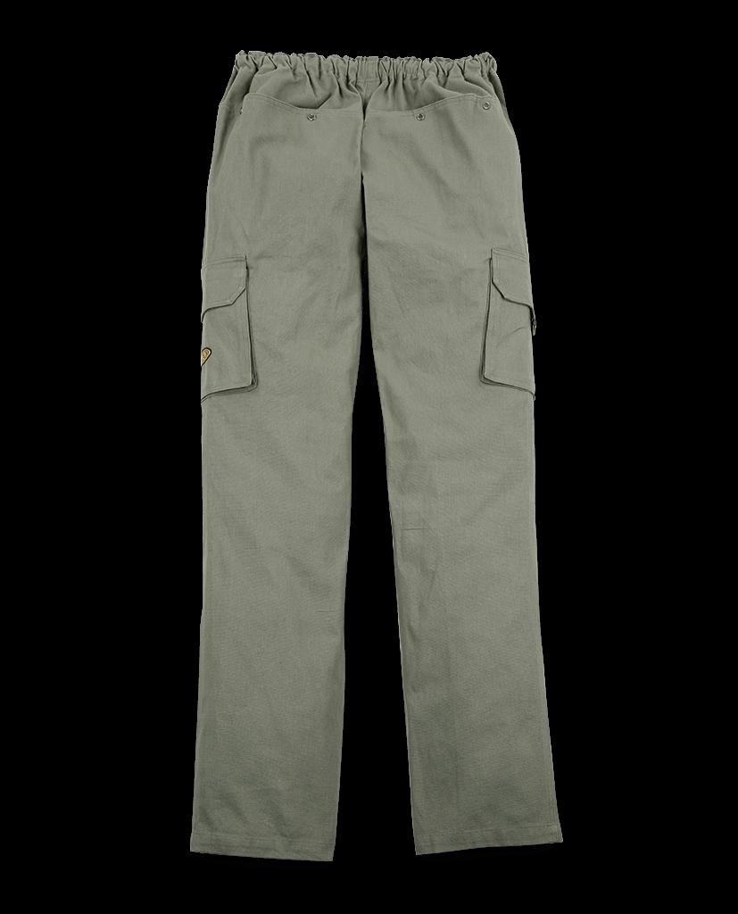 Jack pants gris-kaki