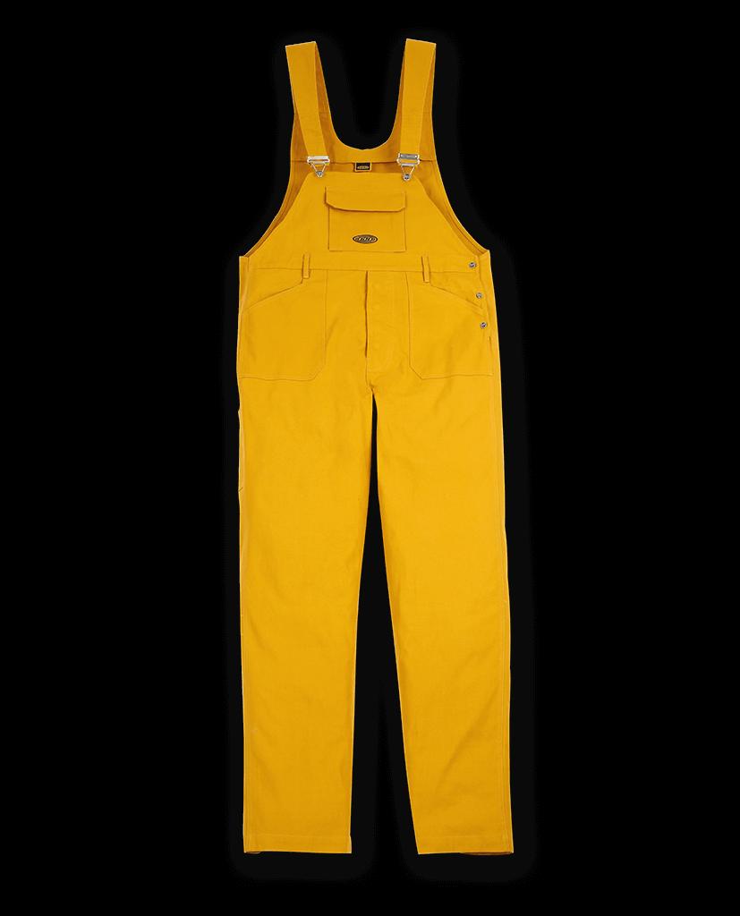 Salopette jaune